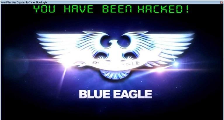 BlueEagle Ransomware-