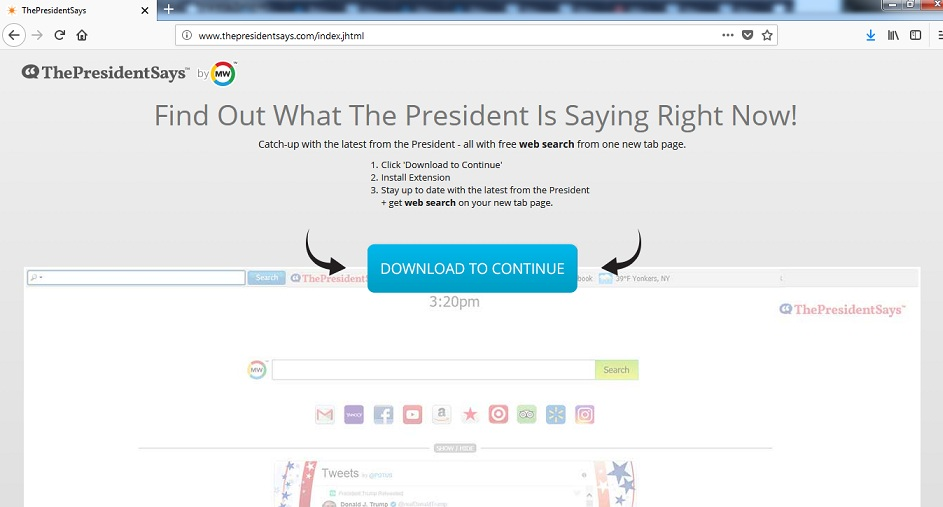 ThePresidentSays_Toolbar_-.jpg