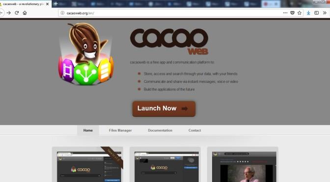 cacaoweb firefox
