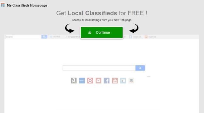 Myclassifiedshomepage.jpg